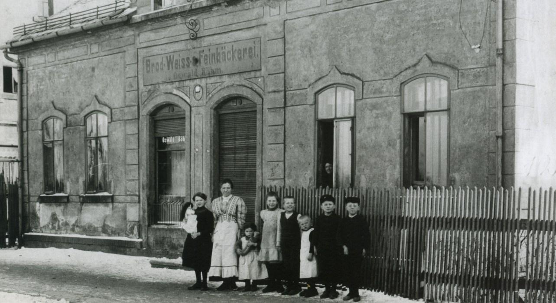 Die Bäckerei 1912