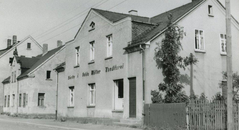 Die Bäckerei 1962