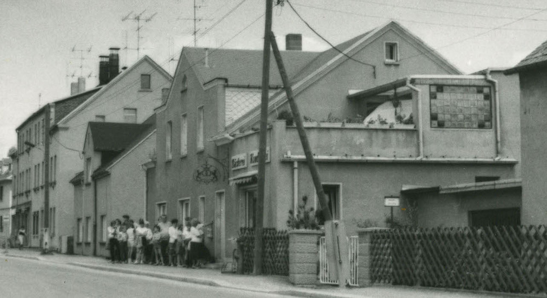 1984 nach dem Umbau